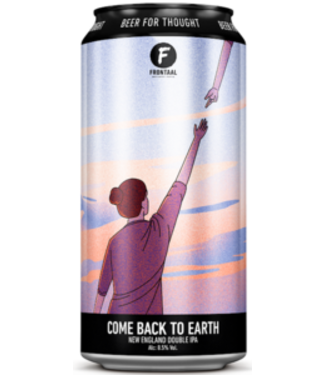 Brouwerij Frontaal Come Back To Earth