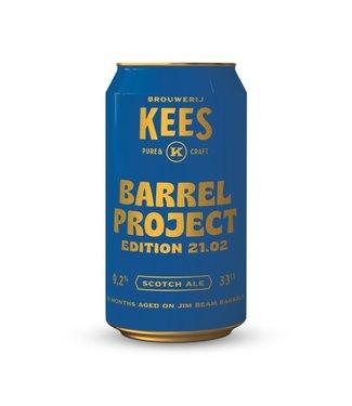 Kees Barrel Project 21.02