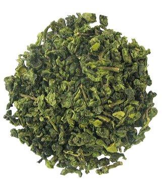 Green Oolong Tin Kuan Yin - 80 grams