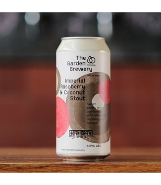 Garden Brewery - Imperial raspberry & coconut stout