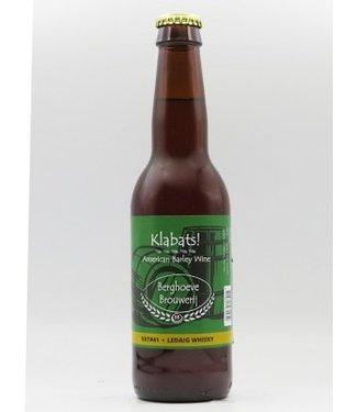 Berghoeve Brouwerij - VAT#41 Klabats! Barrel Aged Ledaig Whisky