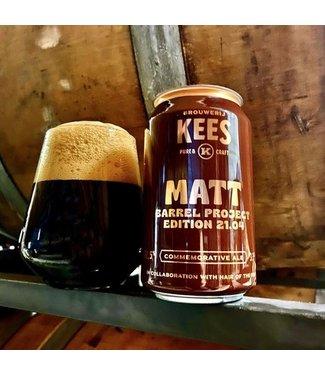 Kees Barrel Project 21.04 Matt
