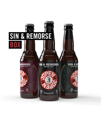 Jopen Sin & Remorse Box - 3 bottles