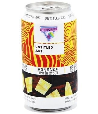 Untitled Art -  Bananas Foster Stout