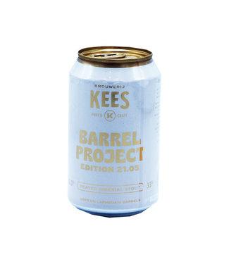 Kees Barrel Project 21.05
