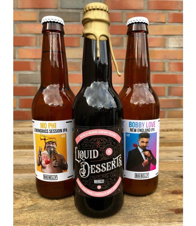 Big Belly - Tasting set 3 bottles