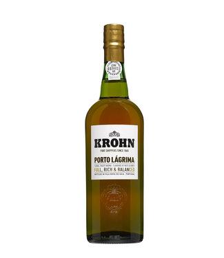 Krohn porto lágrima 'full, rich & balanced'