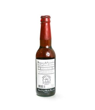 Brouwerij de Molen Bommen & Granaten - BA Whiskey on Wine