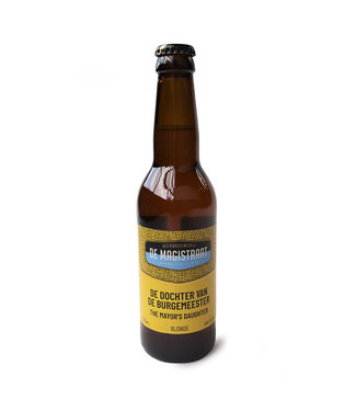 Bierbrouwerij Magistraat  De Dochter van de Burgemeester – Blond