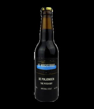 Bierbrouwerij Magistraat  De Pikjongen - Imperial Stout 11,5%