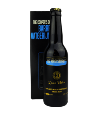 Bierbrouwerij Magistraat  Tsar Peter Tripel Aged In Islay Whisky barrels 2021/1