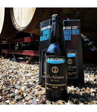 Bierbrouwerij Magistraat  De Kalefater 101. Imperial stout barrel aged in cognac vaten