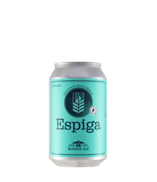 Espiga - Blond ale (gluten free)