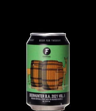 Brouwerij Frontaal Deerhunter BA 2021 Vol. 1