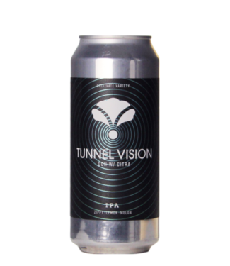 Bearded Iris - Tunnel Vision (DDH Citra)