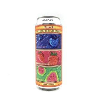 Stamm - 3 in 1 Super Sour