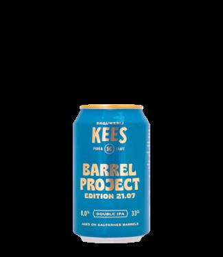 Kees Barrel Project 21.07