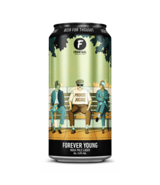 Brouwerij Frontaal Forever Young
