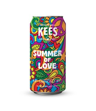 Kees Summer of Love White IPA 6%