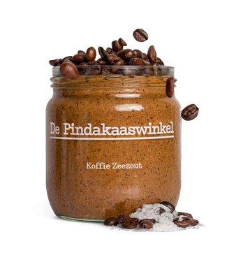 De Pindakaaswinkel Koffie Zeezout