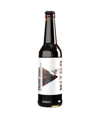Browar Stu Mostow - ART+43 Imperial Pastry Stout (collab Funky Fluid)
