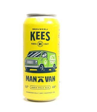 Kees Man with a van