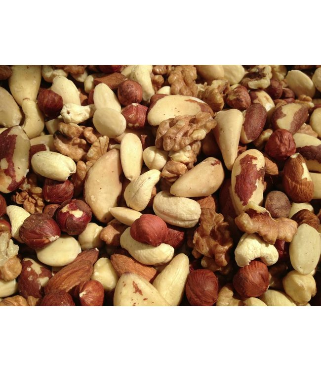 Raw nuts mix - cup 300 gram