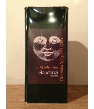 Quinta Luna Umbria olijfolie - biologisch - blik 5 liter