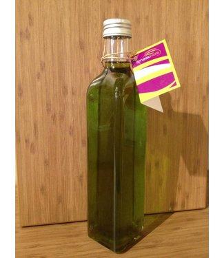Lleida, olijfolie van de tap - Arbequina