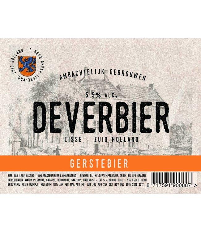 Dever Gerstebier