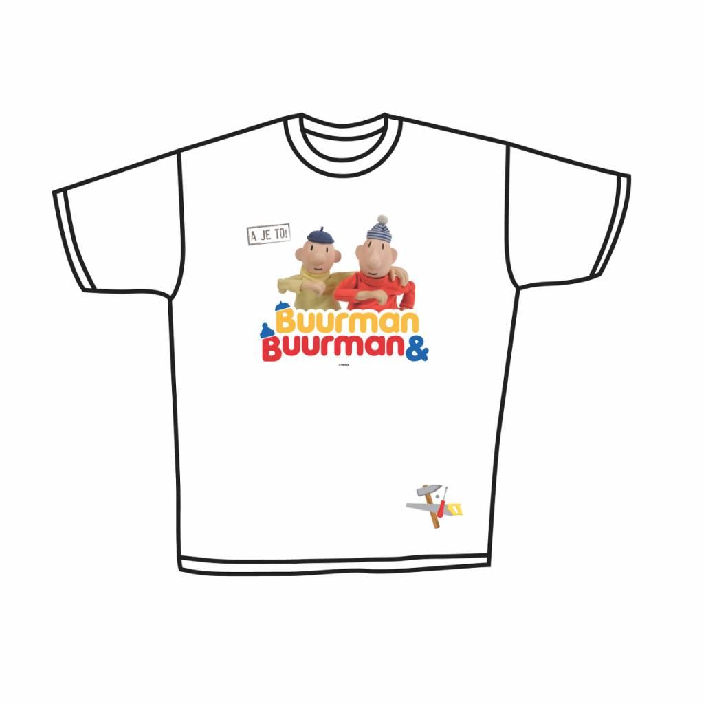 Buurman & Buurman T-shirt FUCHSIA Kids