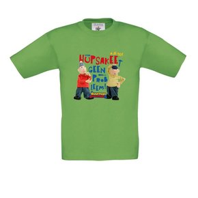Buurman & Buurman T-shirt REAL GREEN Kids Hupsakee