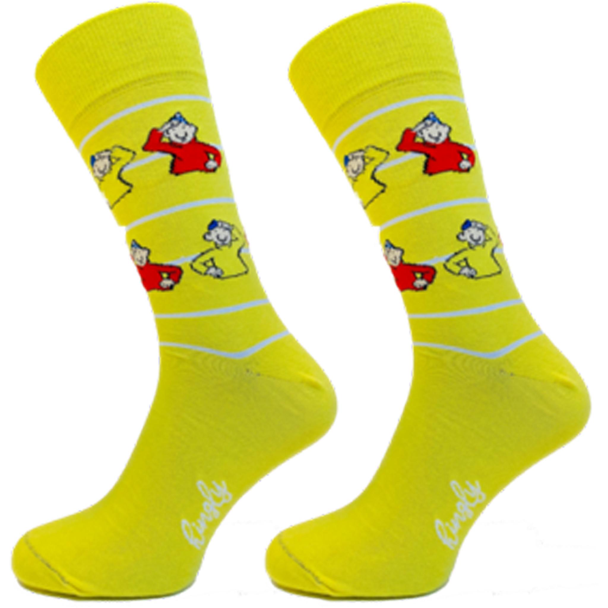 Buurman & Buurman sokken casual Kriebel