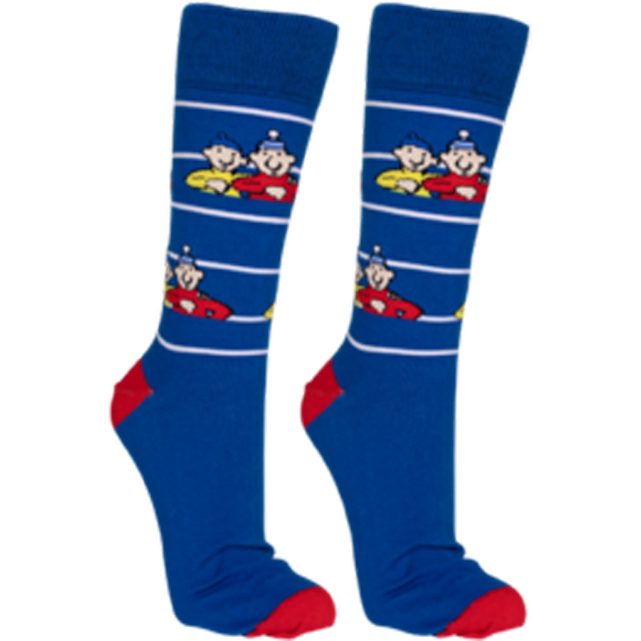 Buurman & Buurman sokken casual A JE TO Streep