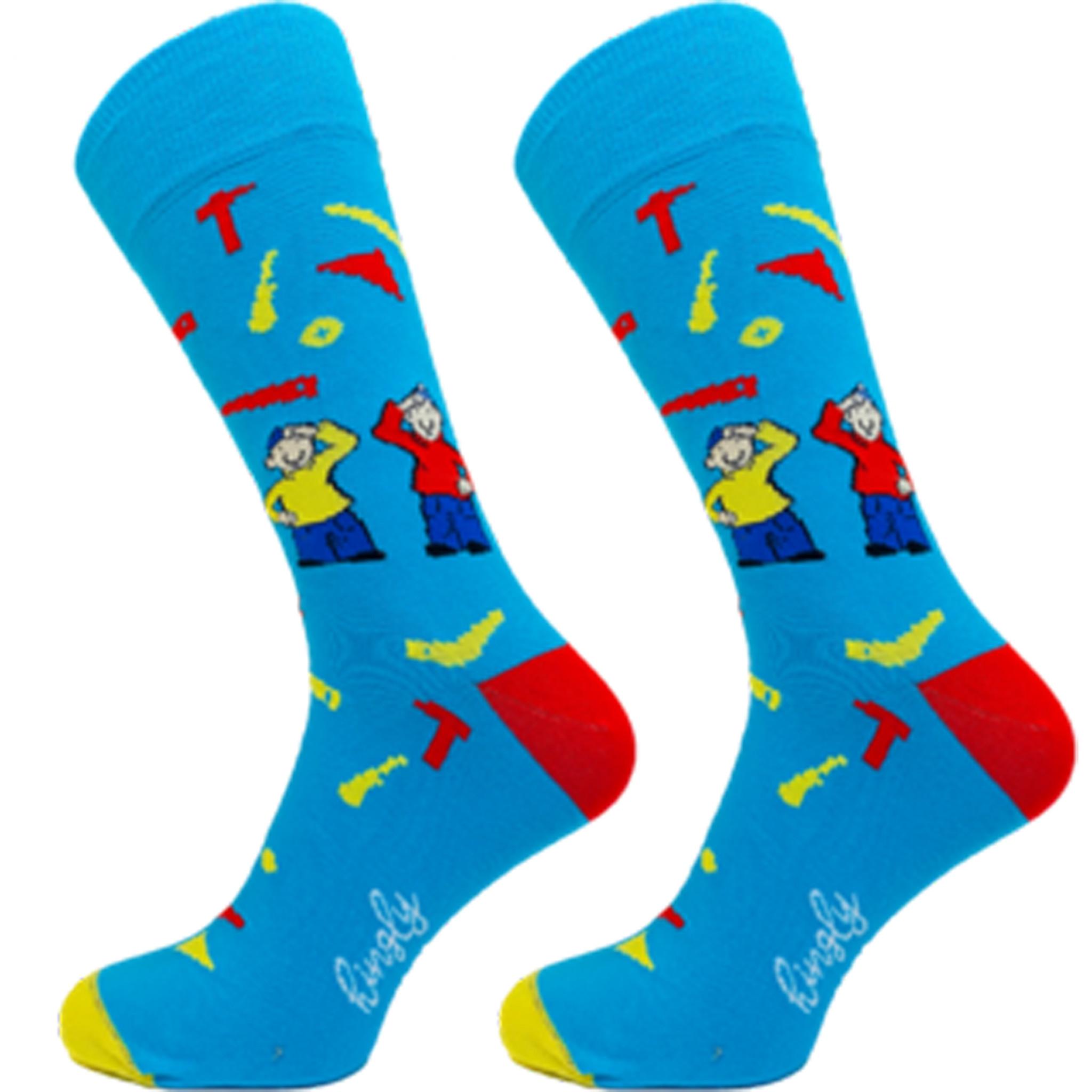 Buurman & Buurman sokken casual Gereedschap