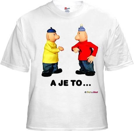 Buurman & Buurman T-shirt WIT A JE TO Kids