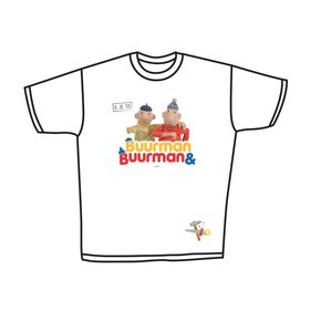Buurman & Buurman T-shirt WHITE