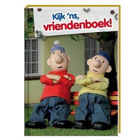 Kijk 'ns, vriendenboek!