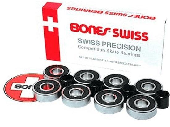 Bones Swiss Lagers