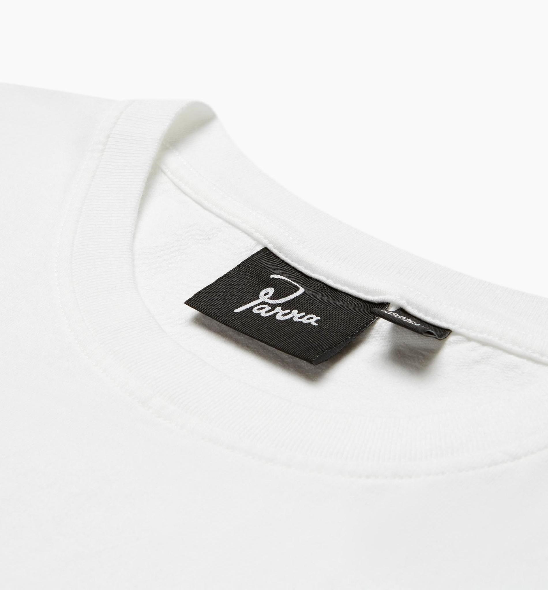 by Parra Open Eye T-Shirt White