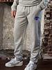 Manus Lounge Pants Heather Grey/Electric Blue