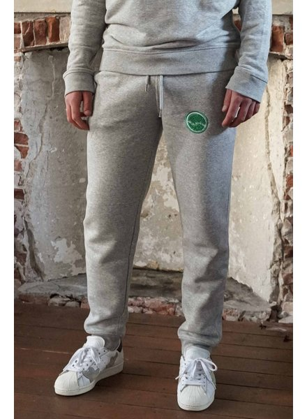Manus Lounge Pants Heather Grey/Fairway Green