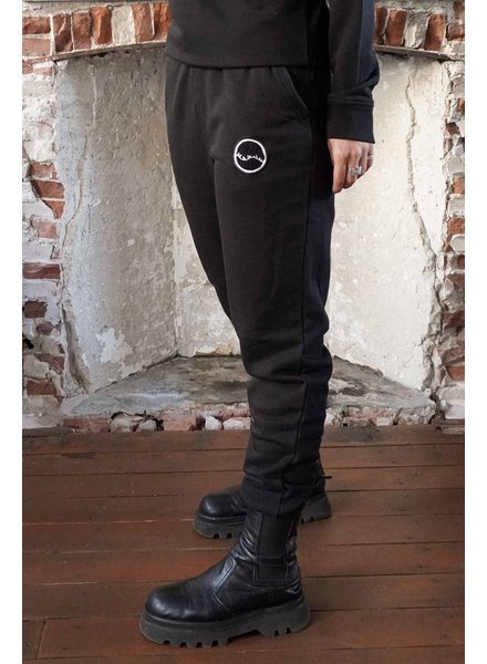 Manus Lounge Pants Black Tourmaline