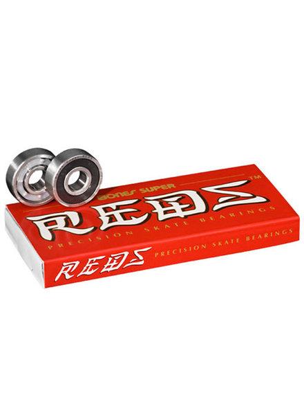 Bones Super Reds Lagers