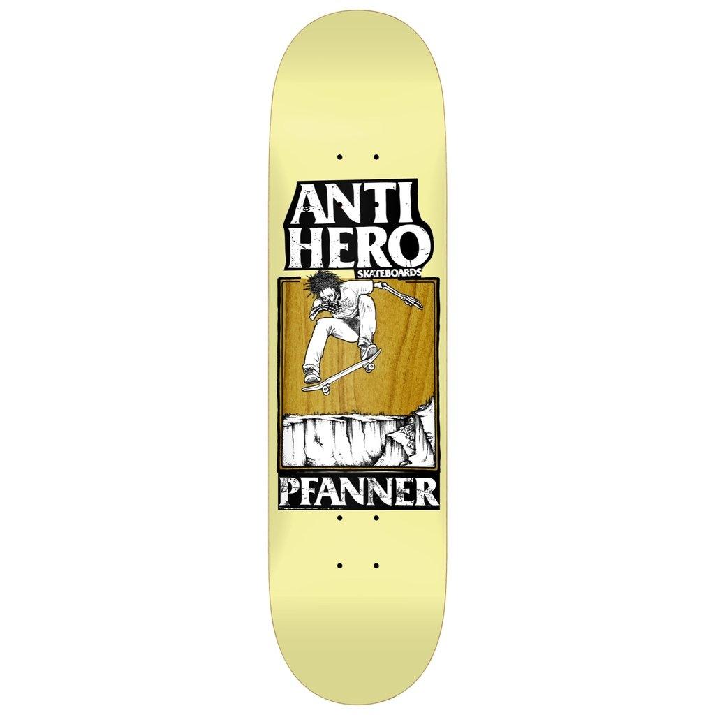 "Anti Hero Pfanner Lance Deck 8.25"""
