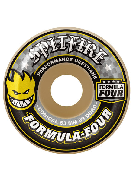 Spitfire Formula 4 Conial Wheels 54mm 99D