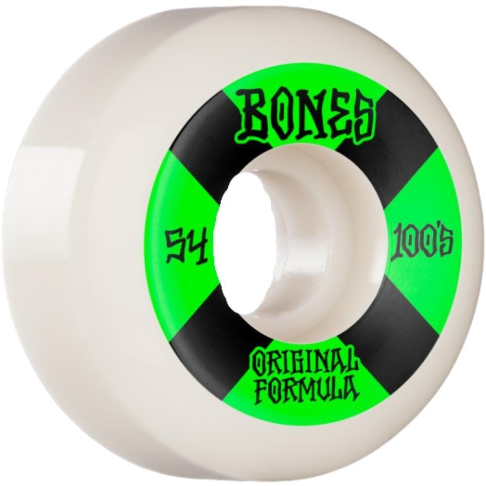 Bones 100s 54mm v5 Sidecut