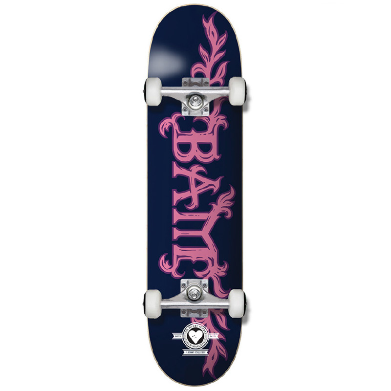 Heart Supply Co Bam Margera Growth Pro Complete Skateboard 8.0