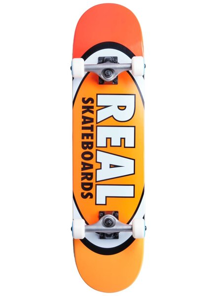 """Real Team Edition Oval Complete 7.75"""""""