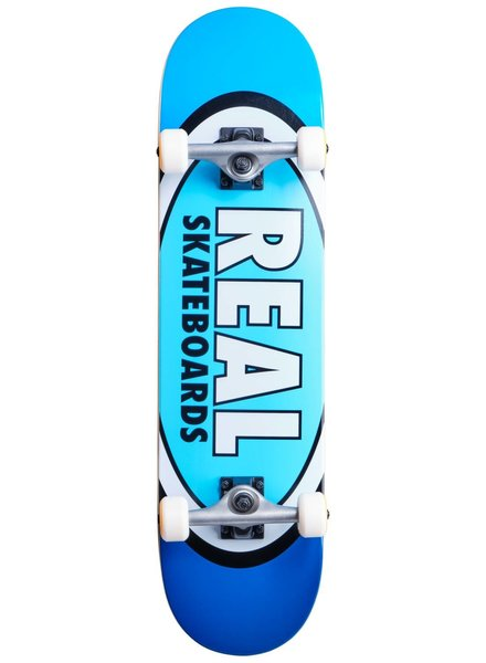 """Real Team Edition Oval Complete 8.0"""""""